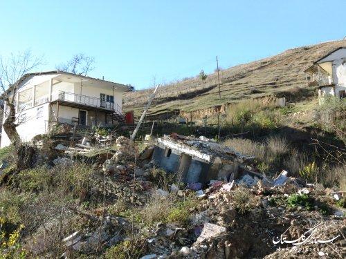 گسترش فرهنگ ساخت خانه دوم در مناطق لغزشی گلستان