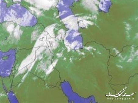 صدور اخطاریه جوی در گلستان/ احتمال بروز سیل و آبگرفتگی معابر گلستان