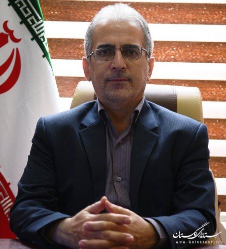 حکم انتصاب مدیرکل مدیریت بحران استان گلستان صادر شد