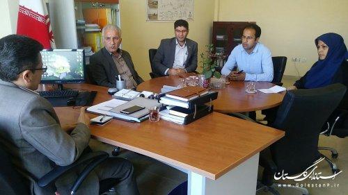 برنامهریزی برای ارسال پیام صوتی هشدار سیل برای ساکنان در معرض خطر استان گلستان