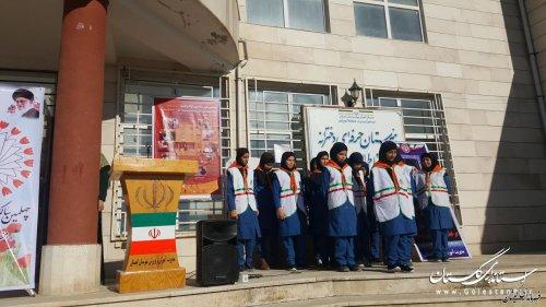 برگزاری مانور زلزله در گمیشان/ حسینی: برگزاری مانور نقش موثری در کاهش مخاطرات زلزله دارد