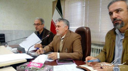 جلسه کارگروه تخصصی تامین سوخت و مواد نفتی با حضور مدیرکل مدیریت بحران استان گلستان برگزار شد.