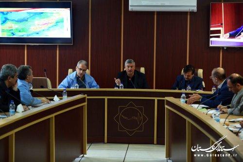 ماشین آلات دستگاههای اجرایی ملی، ارتش و سپاه حداقل تا 10 روز آینده در استان حضور دارند