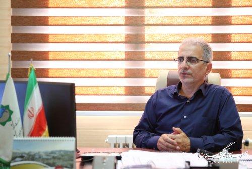 عملکرد شرکت گاز استان گلستان در بحران فراتر از وظیفه سازمانی بود.