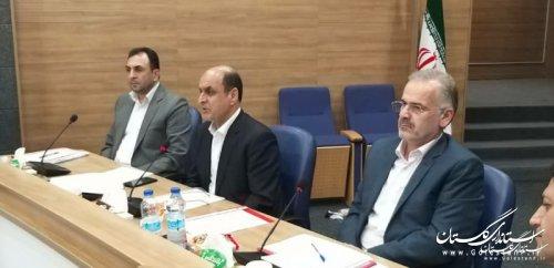 استاندار گلستان در جلسه ستاد بازسازی و نوسازی مناطق سیلزده استان ؛ تلاش داریم ساخت واحدهای مسکونی سیلزده تا پایان سال به اتمام برسد