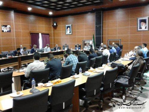 جلسه کارگروه تخصصی زلزله و لغزش لایه های زمین