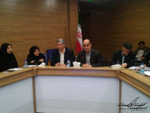 استاندار گلستان در بیست چهارمین جلسه قرارگاه بازسازی و نوسازی مناطق سیلزده استان ؛ عملیات آبخیزداری اجرا شده در نوکنده موجب کاهش خسارات بارندگی های اخیر شد