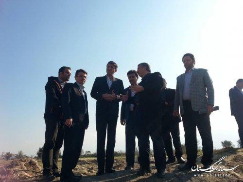 گزارش تصویری بازدید مهندس قادری مدیرکل مدیریت بحران بهمراه مسئولین استانی از مناطق سیل زده شهرستان بندرگز