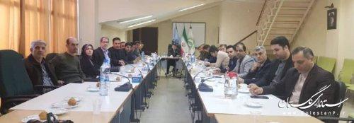 کارگاه آموزشی مدیریت بحران در صداوسیمای مرکز گلستان