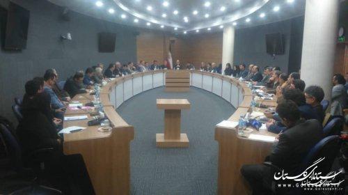 استاندار گلستان در سی و یکمین جلسه قرارگاه بازسازی و نوسازی مناطق سیل زده استان تاکید کرد: ضرورت صرفه جویی در مصرف گاز در استان