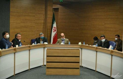 جلسه ستاد پیشگیری، هماهنگی و فرماندهی عملیات پاسخ به بحران استان