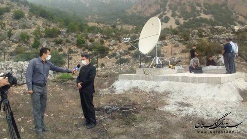 بهره برداری از ایستگاه لرزه نگاری علی آباد؛ دومین ایستگاه  باند پهن استان گلستان