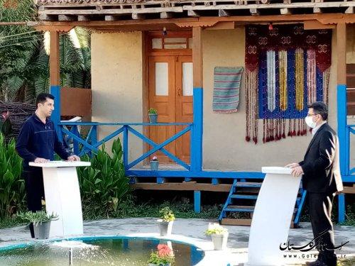 حضور مدیرکل مدیریت بحران استان در برنامه صبح عالی گلستان بمناسبت روز جهانی کاهش اثرات بلایای طبیعی ( ۲۰ مهر )